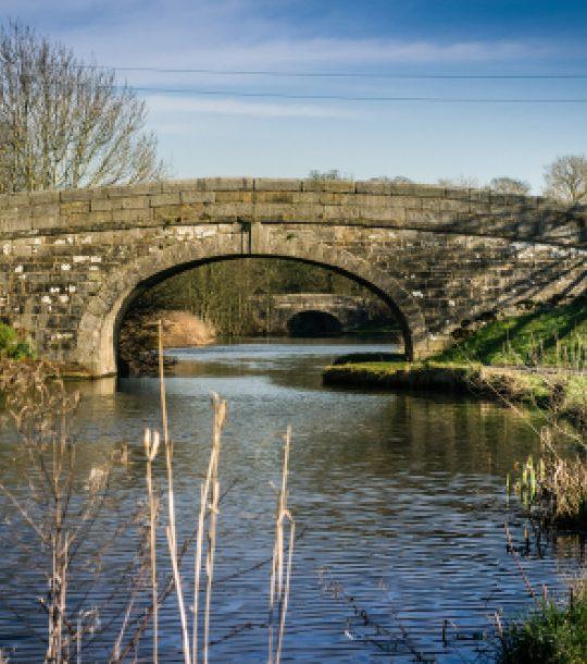 Lancaster Canal Near Garstang